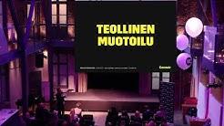Muotoilun työkalujen hyödyntäminen Camu-pölynhallintatyöpisteen tuotekehityksessä, Antti Väisänen