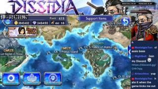 Dissidia Final Fantasy: Opera Omnia (Live Stream)