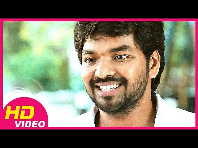 Raja Rani -Jai proposes love to Nayanthara Travel Video