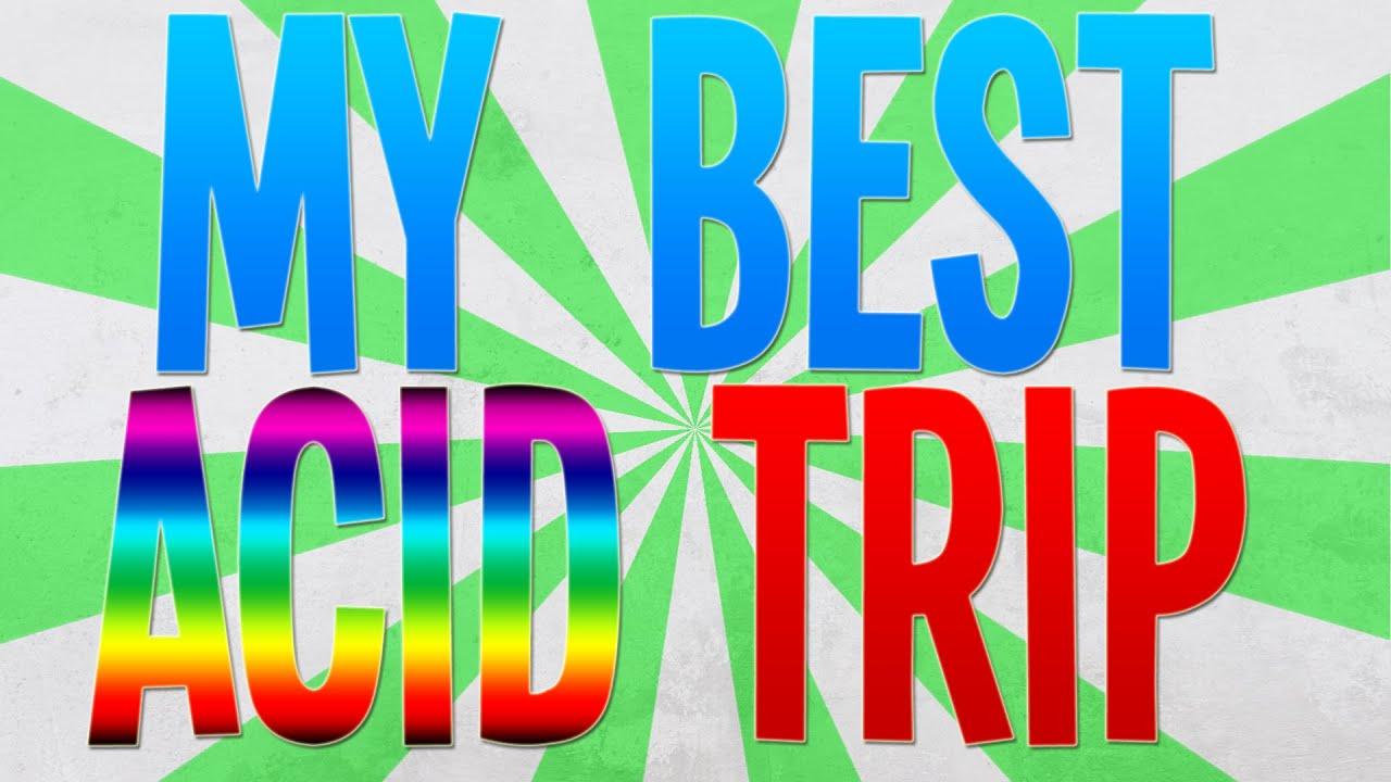 MY BEST ACID TRIP EVER (EGO DEATH)