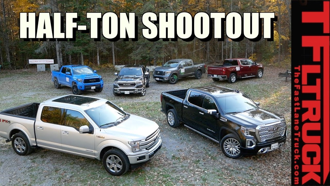 Half Ton Truck >> What S The Best 2019 Half Ton Truck Canadian Edition