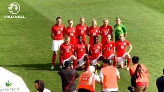 ENGLAND VS FINLAND 3-0: Goals and highlights from the Women's Cyprus Cup
