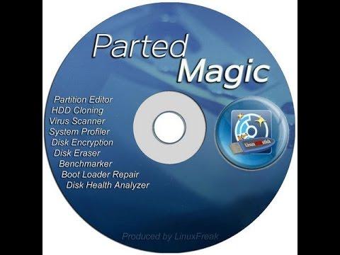 descargar parted magic 2017