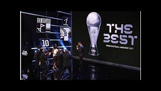 FIFA-Awards: Die Wahl zum Weltfußballer heute live im Livestream verfolgen