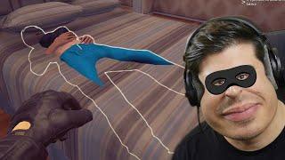 KRADEM ZLATO I DIJAMANTE!!!! - Thief Simulator