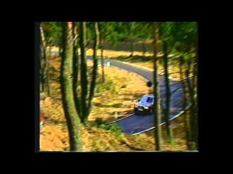 Autotest Audi 100 Citroen CX Fiat Croma Mercedes W124