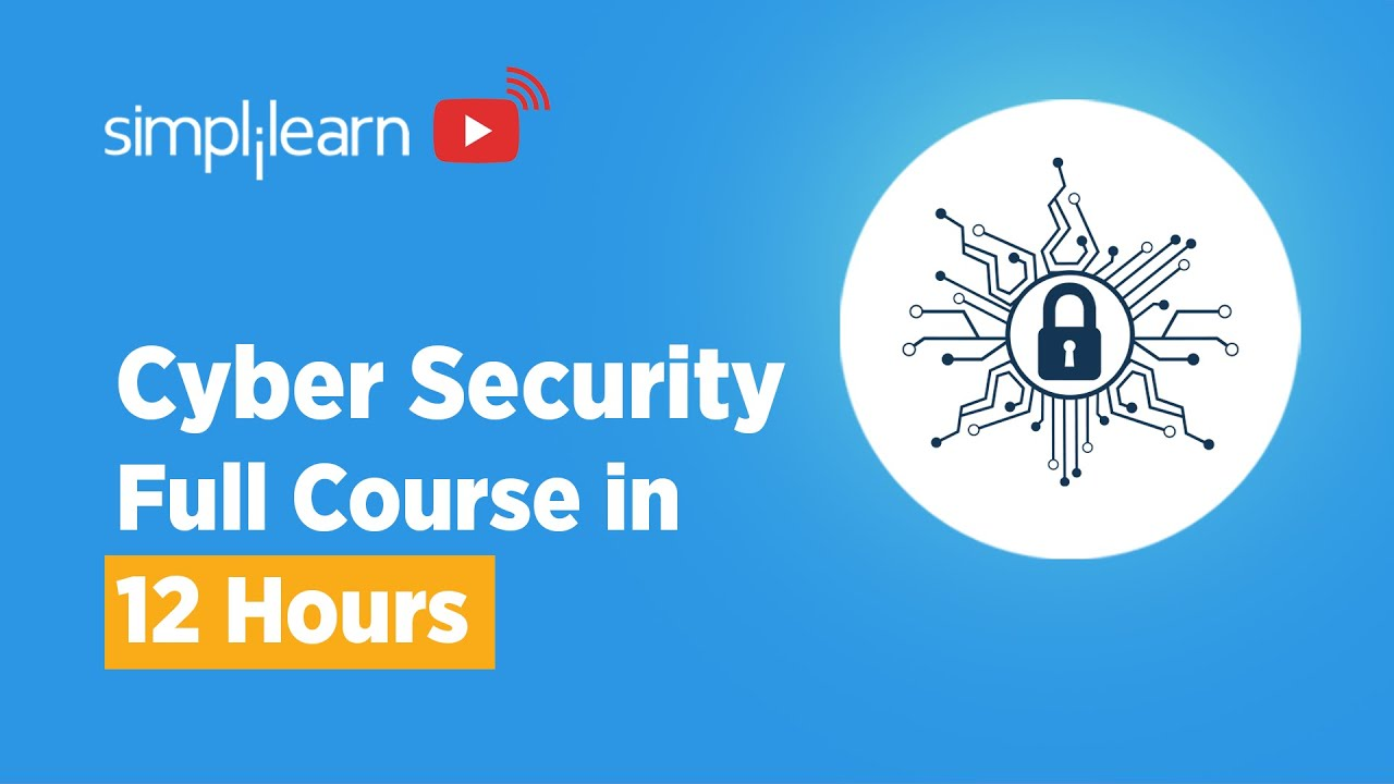 Cyber Security Full Course - Learn Cyber Security In 12 Hours | Cyber Security Training