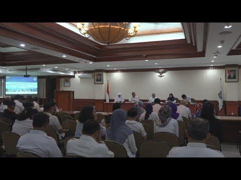 Silaturahmi & Dialog dengan Media Terkait Progress Program Unggulan Tahun 2017 Kota Jakarta Selatan