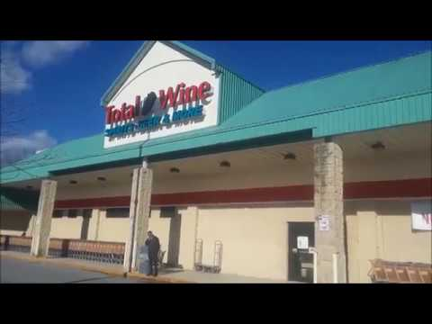 Total Wine & Spirits   Delaware Tax Free Liquor Shopping