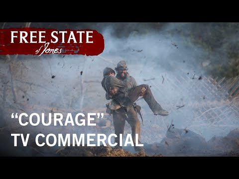 "Free State of Jones | ""Courage"" TV Commercial 