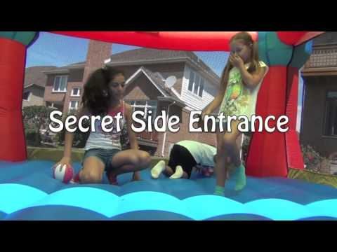 Bounceland -Inflatable Bounce House Party Castle