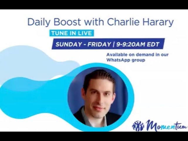 """Daily Boost Ep.77 """"Embracing or Resisting Fear"""""""