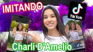 Download IMITANDO EL TIK TOK DE CHARLI D'AMELIO   TV Ana Emilia