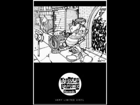 VARIOUS/GENESIS OF NASTY ENGLISH EP [LIMITED VINYL] CHOPPED HERRING