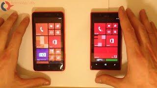 Nokia Lumia 720 VS Nokia Lumia 625 - Confronto tra telefoni
