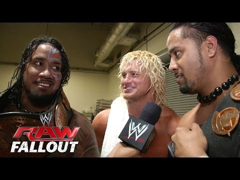 Show-Uce-Off - Raw Fallout - July 28, 2014