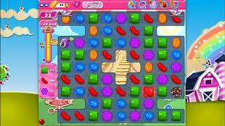 Candy Crush Saga - Level 324 - No boosters ☆☆☆
