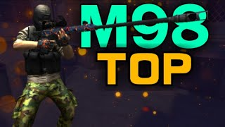 Forward Assault | M98 TOP