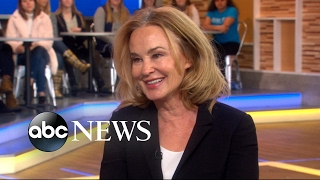 Jessica Lange dishes on
