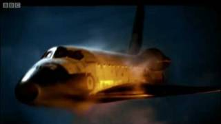 Space Shuttle Heat Protection - Last Flight of Spaceshuttle Columbia - BBC