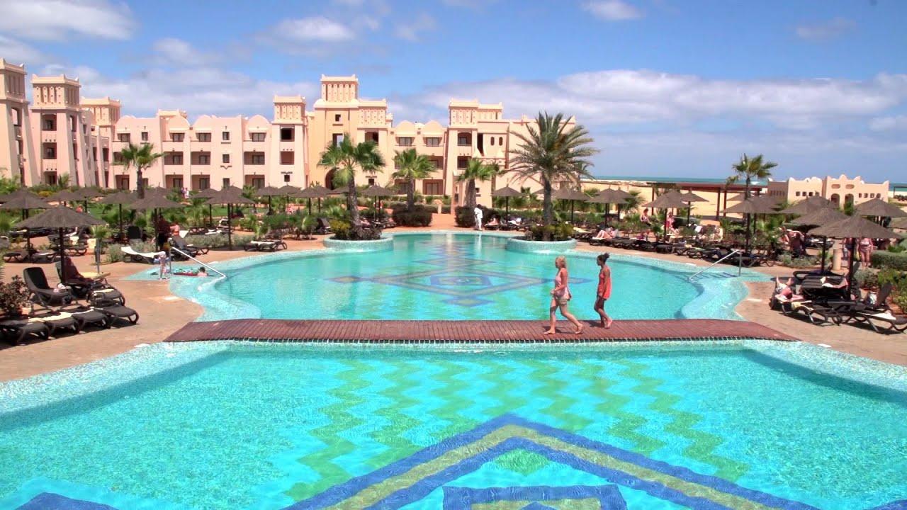 Riu Touareg Cape Verde Youtube
