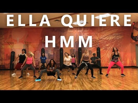 "DanceNFit With Cat ""Ella Quiere Hmm"" By DJ Yayo"
