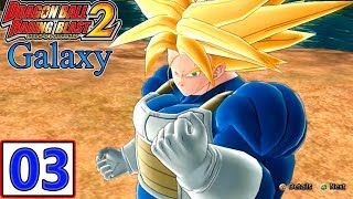 Dragon Ball Z Raging Blast 2 - Trunks Teen Galaxy Mode PT BR (modo galáxia) - Gameplay