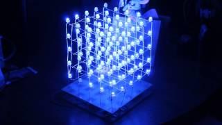 LED Куб 5Х5Х5(Собственной персоны))) Своими руками), 2015-04-14T18:18:21.000Z)