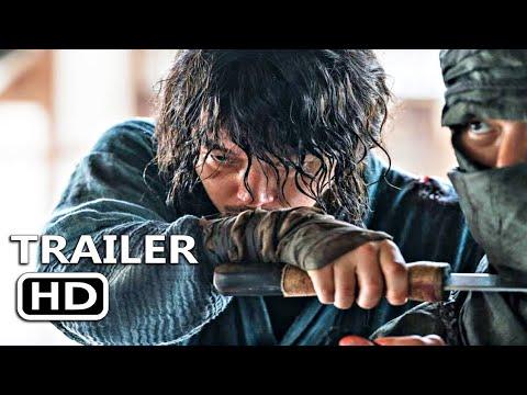 the swordsman trailer|the swordsman trailer 2020|Action Movie Trailer