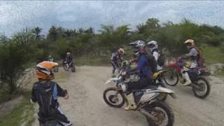 Enduro Dirt Bike Ride in Rawang HD (MOTO MANIACS, RAWANG)