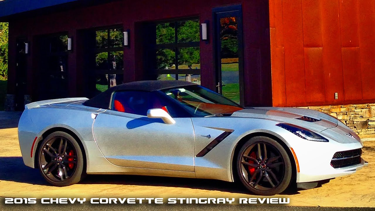 2015 chevrolet corvette stingray convertible review - fast lane