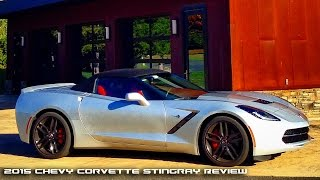 2015 Chevrolet Corvette Stingray Convertible Review - Fast Lane Daily