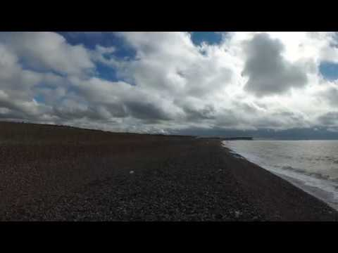 On The Beach At Tide Mills 4K HQ