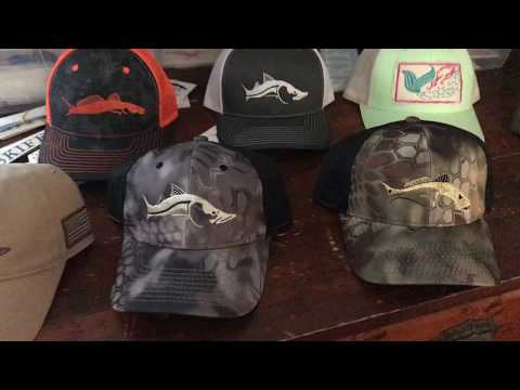 New Fishing Hats Just Swam In To Skiff Life
