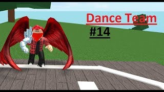 «Danse Team» We Don't Need To Talk Anymore - w-inds. (ROBLOX) #14