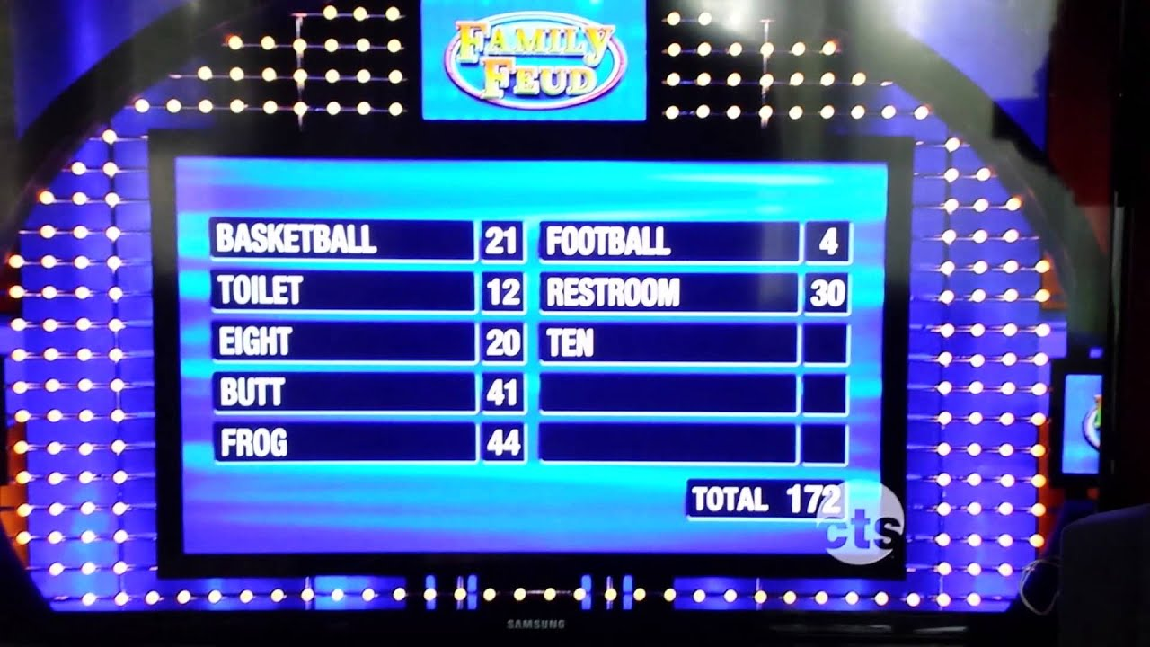 facebook family feud fast - photo #40