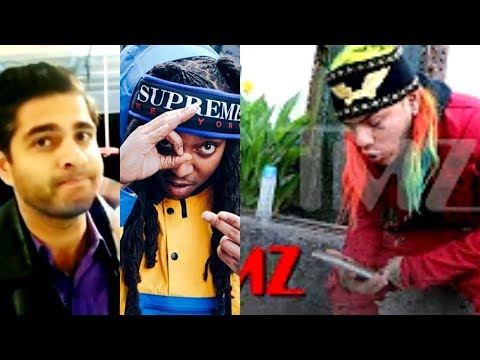 Lawyer Snaps on Tmz Over Video Saying 6ix9ine Ordered a Hit on Tadoe