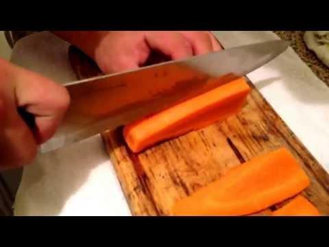 Corte de zanahoria pont neuf By Erick Bolivar