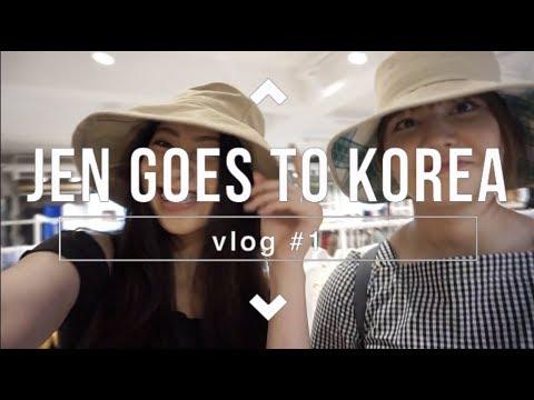Cafe hopping + shopping + eating + karaoke in Korea 🇰🇷 || VLOG #1