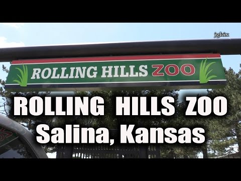 Rolling Hills Zoo Salina, Kansas