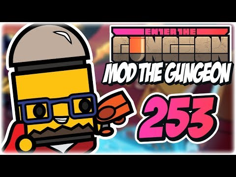 Heck Master | Part 253 | Let's Play: Enter the Gungeon: Mod the Gungeon | Gameplay
