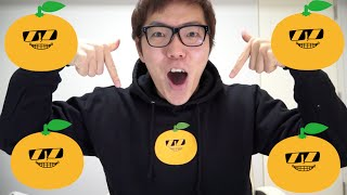 新グッズ!ヒカキンみかんパーカー&ロンT発売!Amazonで発売!