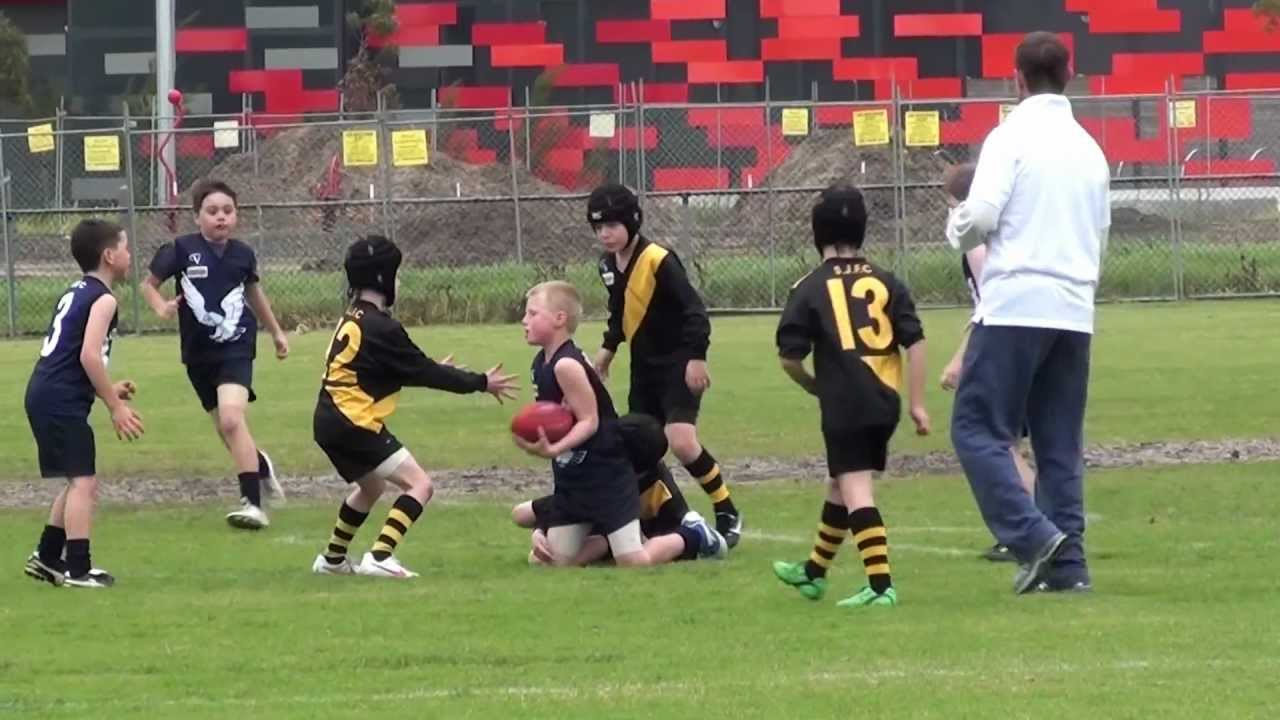 2012 U9 AFL Football Round 9 Edi-Asp v  Seaford