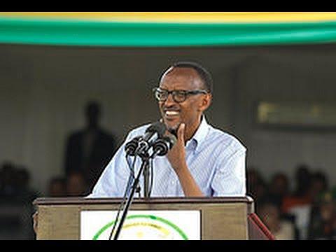 President Kagame Cell Executive Secretaries #MeetthePresident- Gabiro, 12 June 2015