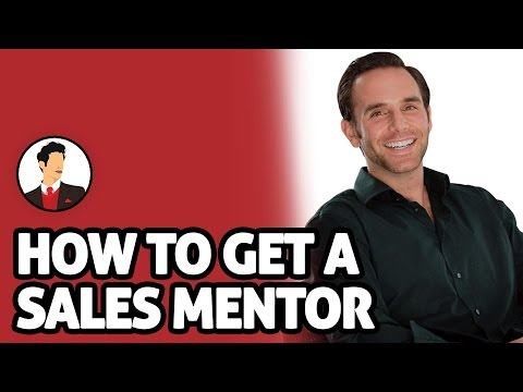 How To Get A Sales Mentor (The Fastest Way To Improve Your Skills) With Geoff Woods