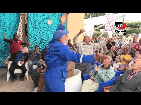 بالزغاريد.. عمال الترسانة يرقصون احتفالاً بالهدف الأول أمام نجوم المستقبل  - 21:23-2018 / 4 / 11