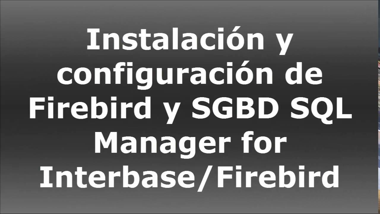 FIREBIRD 2.5 BAIXAR IBEXPERT PARA