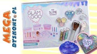 GLAM GOO Slime • Modne dodatki Slime • DIY