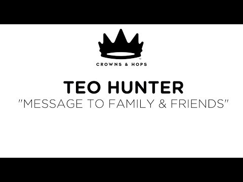 Crowns & Hops Brewing Co - Teo Hunter