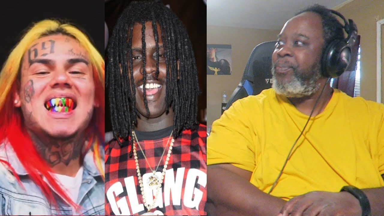 "Dad Reacts to 6IX9INE - ""Tati"" - (Official Music Video) & Chief Keef Beef"